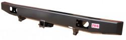 Бампер задний РИФ УАЗ-452 с фаркопом лифт.(452-22100)