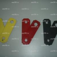 Щеки серьги рессоры удлиненные на 20мм УАЗ 3151, Хантер, Патриот