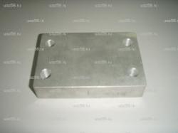 Проставка кронштейна серьги рессоры УАЗ-3151, Хантер, Патриот (25мм) с болтами и гайками