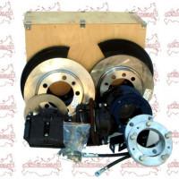 Дисковые тормоза УАЗ на редукторный задний мост (комплект)